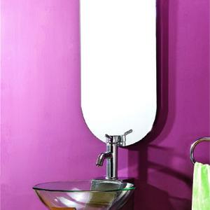 Stålkonsol Eva til rund håndvask