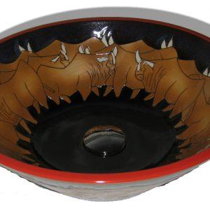 Kunst håndvask – model 3