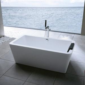 HUA 58 Fritstående badekar