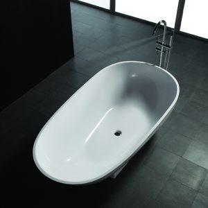 Apparire fritstående badekar