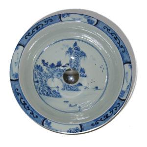 Kunst håndvask – model 7