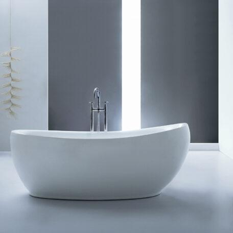 badekar fritstående tilbud HUA 89 Fritstående badekar   HUA Danmark badekar fritstående tilbud
