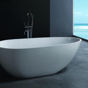 Organismo fritstående badekar